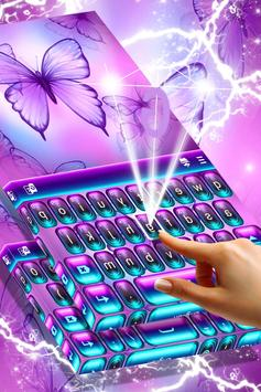 Butterfly Theme Keyboard apk screenshot