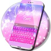 Pastel Love Keyboard Theme icon