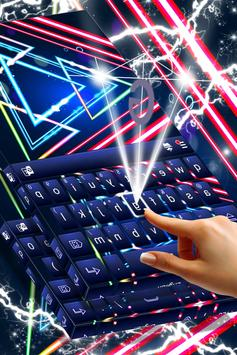 Free Neon Keyboards apk screenshot