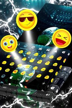 Keyboard Football Themes screenshot 3