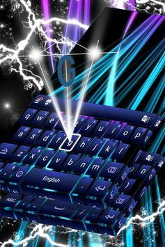 Neon Keypad poster