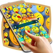 2018 Emoji Keyboard icon