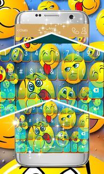 2018 Emoji Keyboard screenshot 3