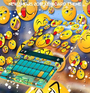 2018 Emoji Keyboard apk screenshot