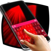 Red Blood Keyboard icon