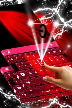 Red Blood Keyboard screenshot 2