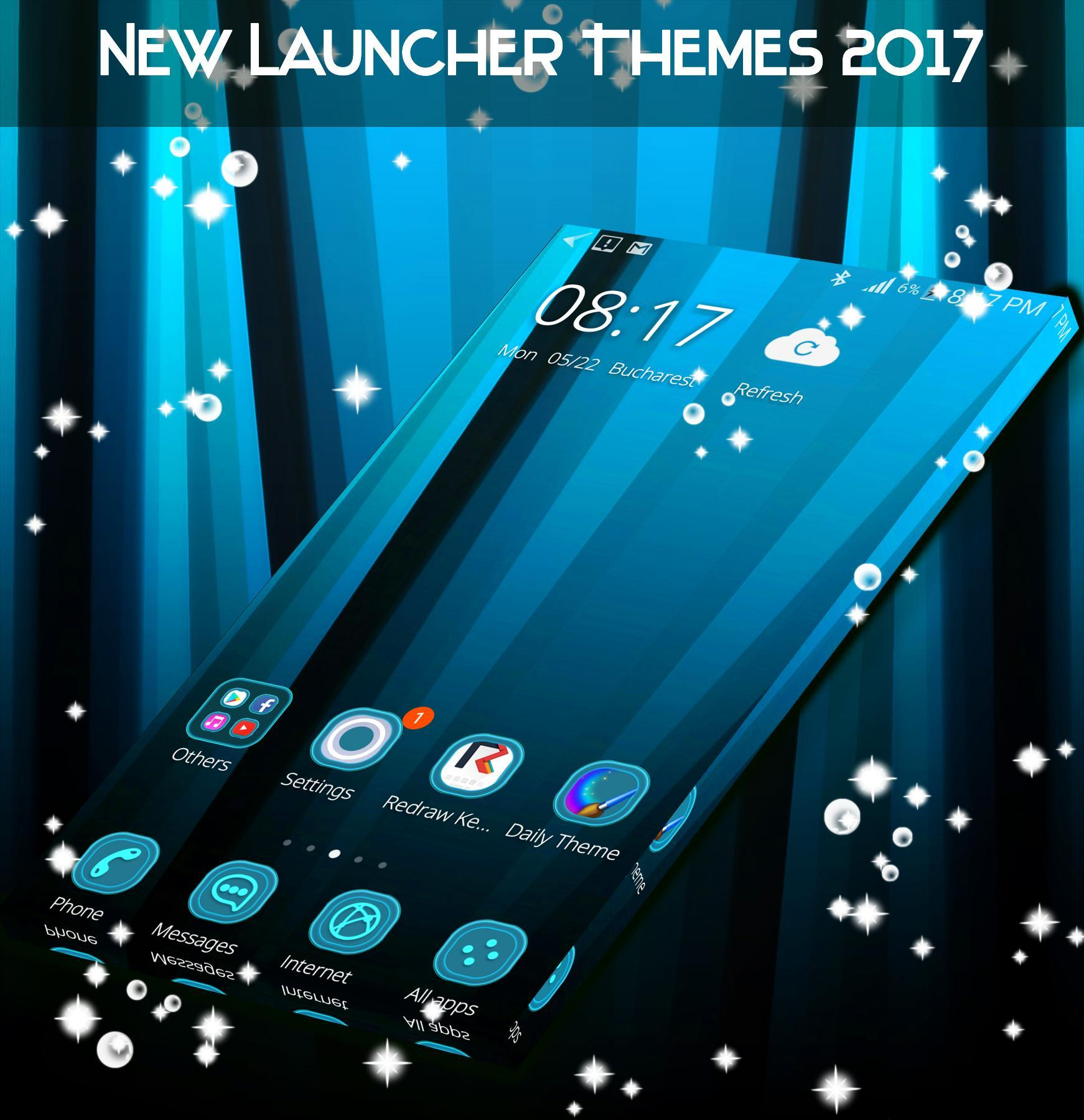New Launcher Themes 2017 for Android - APK Download