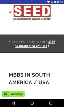 MBBS USA screenshot 1