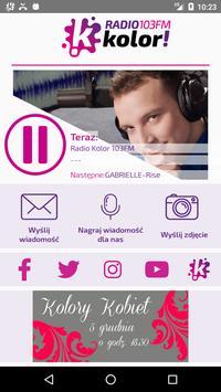 Radio Kolor poster
