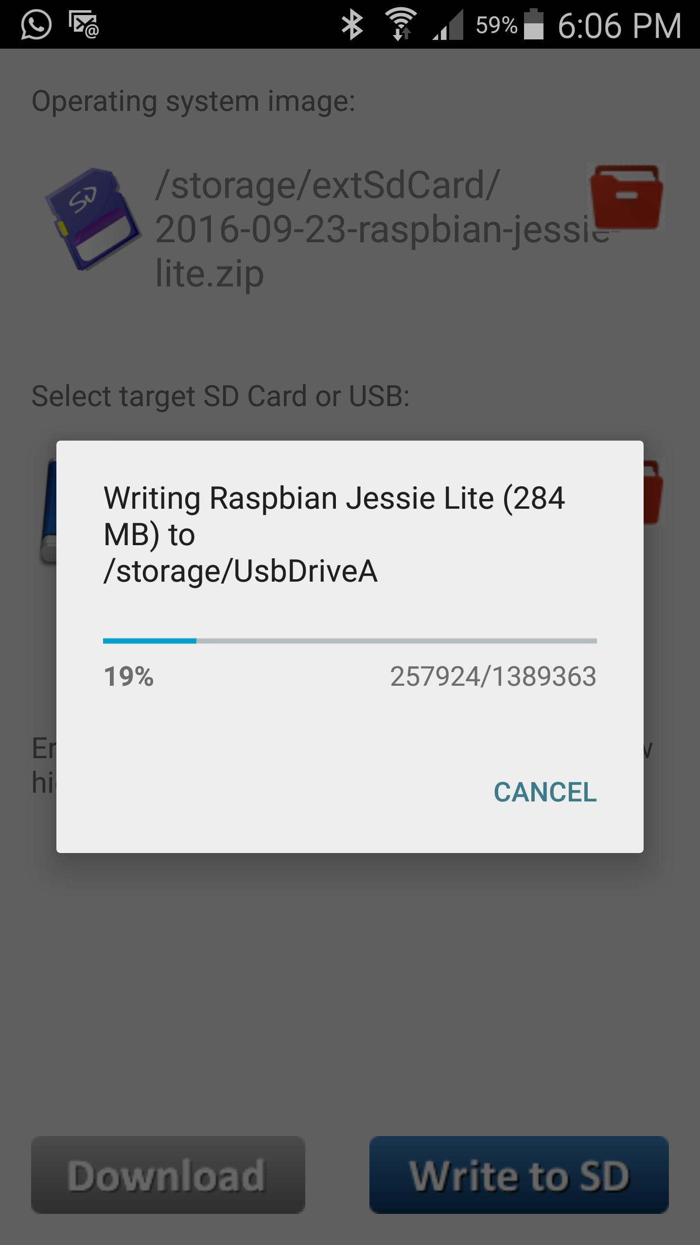 Pi SD Card Imager for Android - APK Download