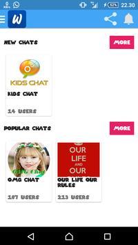 Whuzt Chat screenshot 1