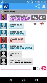 Whuzt Chat screenshot 2