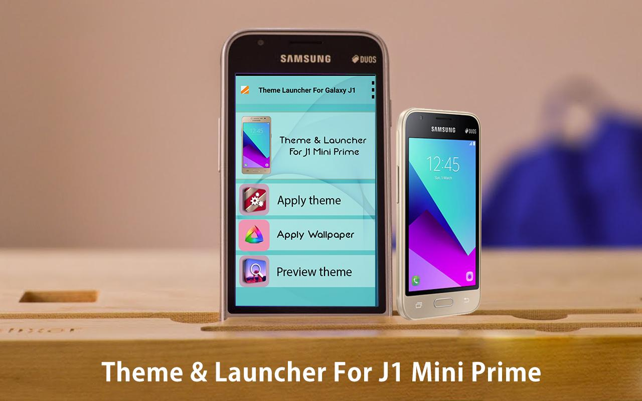 Theme Launcher For J1 Mini Prime For Android Apk Download