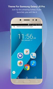 Theme Launcher for Galaxy J5 Pro screenshot 1