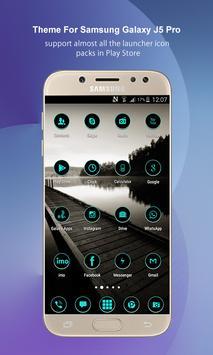 Theme Launcher for Galaxy J5 Pro screenshot 4