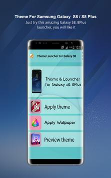 Theme Launcher For Galaxy A8 screenshot 10