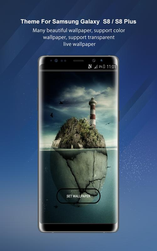 Theme Launcher For Galaxy A8 Fur Android Apk Herunterladen