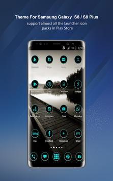 Theme Launcher For Galaxy A8 screenshot 13