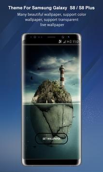Theme Launcher For Galaxy A8 screenshot 5