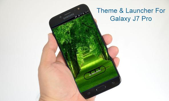 Theme Launcher for Galaxy J7 Pro screenshot 2