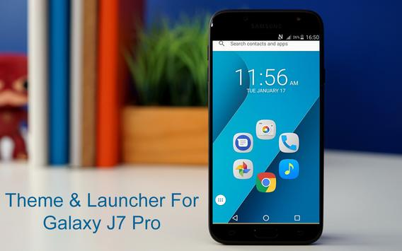 Theme Launcher for Galaxy J7 Pro screenshot 4
