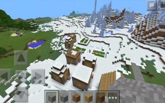 MCPE Mountain Redstone Maps screenshot 6