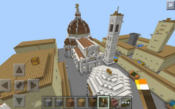 Assassins Creed Map for MCPE screenshot 2