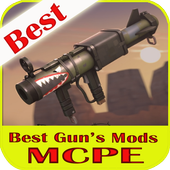 Best DESNOGUNS Mod for MCPE icon