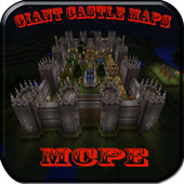 Giant Castle Maps for MCPE icon