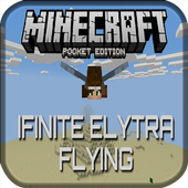 Infinite Elytra Flight MCPE icon