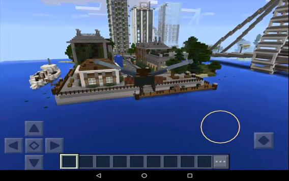 Infinite Elytra Flight MCPE apk screenshot