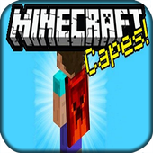 Legendary Capes Mods for MCPE icon