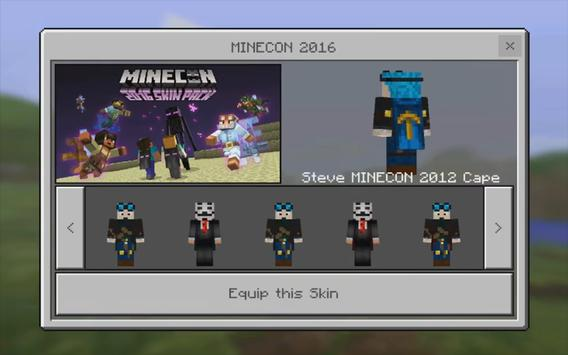 Legendary Capes Mods for MCPE apk screenshot