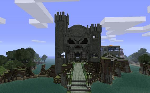 Skull Island Map for MCPE screenshot 1