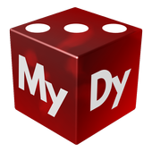 My Dy Dice - 3D Dice Roller icon