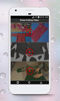 Dress/Clothes Cutting And Stitching Videos screenshot 1