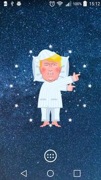 Trump Clock Widget And Themes apk screenshot