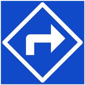 Route Now icon