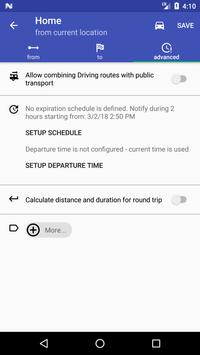 Route Now apk screenshot