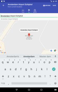 Route Now apk screenshot