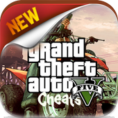 Cheats Grand Theft Auto 5 icon