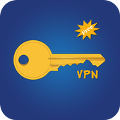 Super vpn proxy master unblock icon