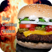 easy cooking videos icon