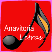 anavitoria letras icon