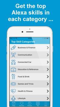 Alexa Skills App for Amazon Alexa Echo and Show screenshot 1