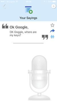 Ask Google Assistant apk screenshot