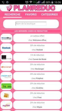 Plan Reduc Codes Promo Gratuit poster