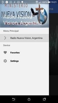 Radio Nueva Vision Garin poster