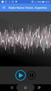 Radio Nueva Vision Garin apk screenshot