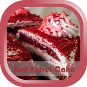 Red Velvet Cake Recipes icon